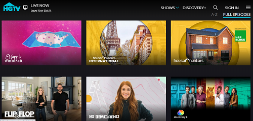 How to activate HGTV | watch.hgtv.com/activate