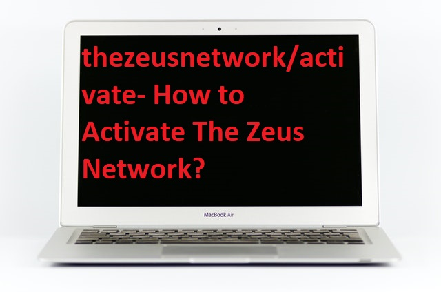 thezeusnetwork/activate- How to Activate The Zeus Network?